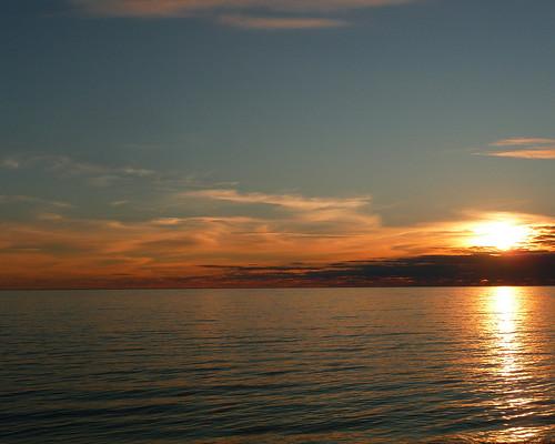 sunset sky flordia mexicobeach