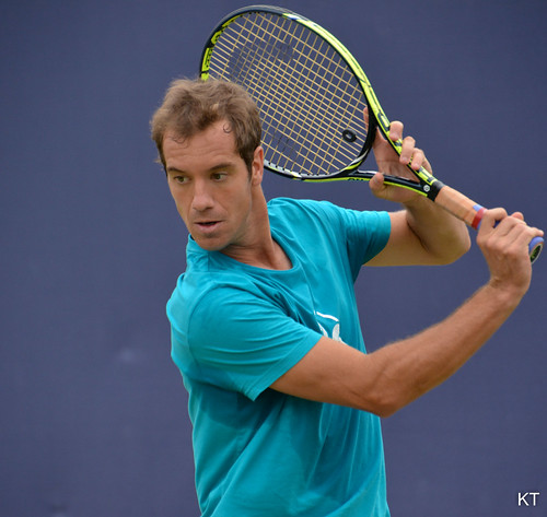 Richard Gasquet | by Carine06