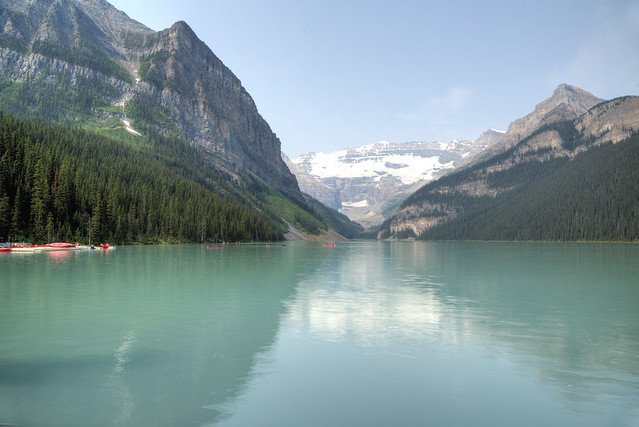 The Emerald Waters of Lake Louise