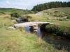 Dartmoor – clapper bridge na řece Teign, foto: František Nepraš