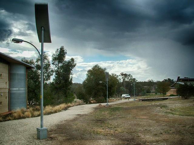 Thurgoona Solar Panel (2007)