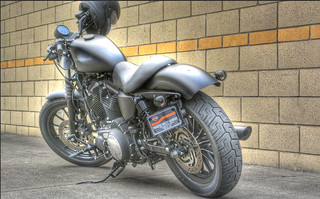 Harley Davidson Motorcycle | by Scott 97006