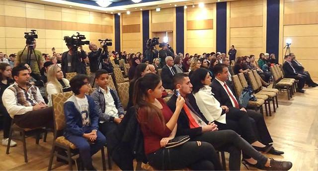 Albania-2016-10-28-UPF-Albania Supports 'Prayer Night for Syrian Children'