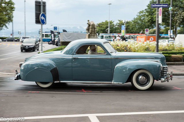 1941 Chrysler Royal Fluid Drive