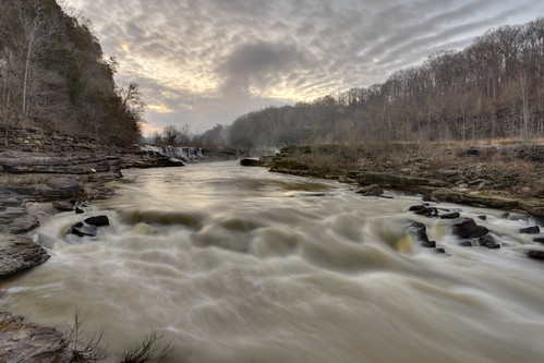 caneyforkriver river water rockislandstatepark rockisland statepark risp sp whitecounty warrencounty white warren tennessee tn rock sunrise uppercumberland