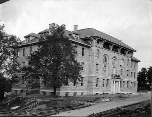 Home Economics Building, Texas Technological College