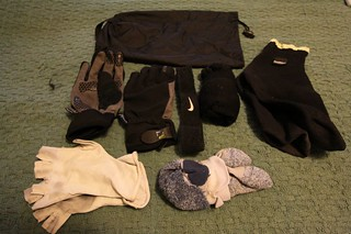 WT EQP: Stuff sack with socks and gloves etc. | by Nicolai Bangsgaard