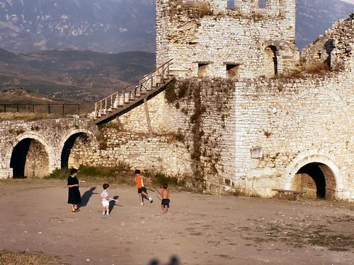 Berat, Old Town - Driving Albania 128 | by Pero Kvrzica