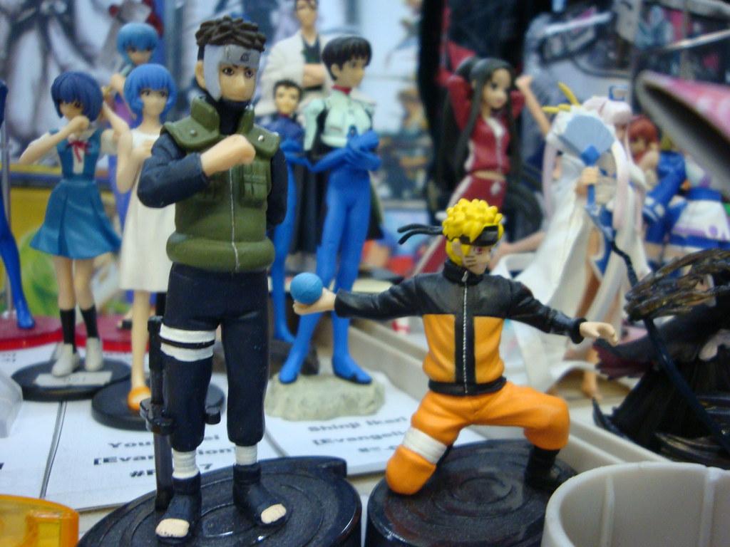 Naruto Shippuden Gasha | toki lee | Flickr