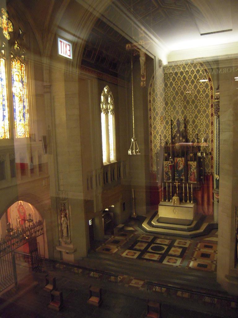 Rooms: Mrs. James Ward Thorne, E-29: English Roman Catholic Churc