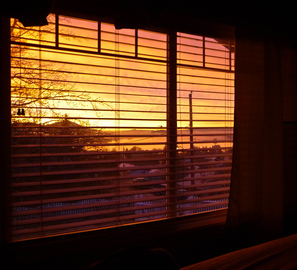 Bedroom Window Sunrise Every Morning Of The Year I Open
