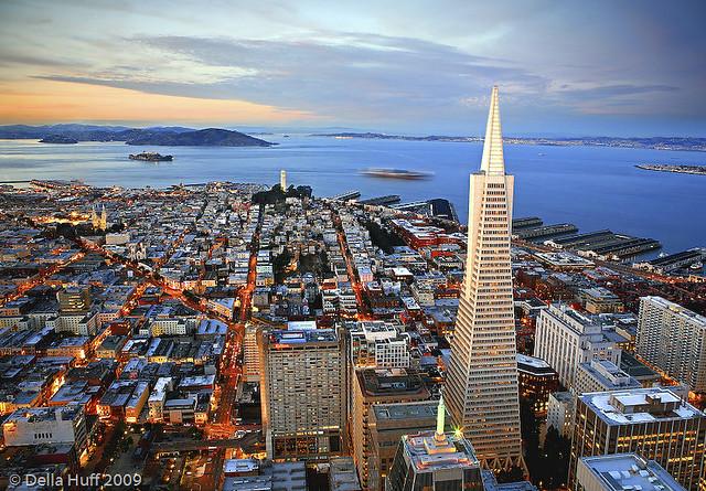 Carnelian Room Blues, San Francisco [Explore Front Page]