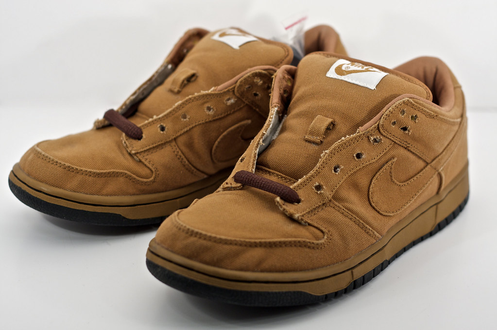 brand new d678c 2bc71 Dunk carhartt brown | Sullivan Veener | Flickr