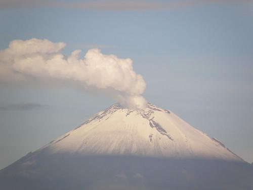 P9110338 Majestuoso e Imponente Coloso Volcán Popocatepetl por LAE Manuel Vela