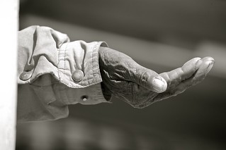 The Hand | by Alex E. Proimos