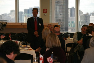 September 25, 2009 - U.S. / Canada Cross-border Outreach Lunch Montreal | by US Embassy Canada