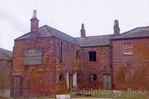 11-70 The Workhouse, Union Road, Thorne South Yorkshire | by dubdee
