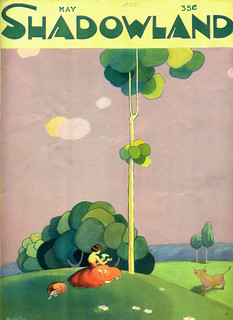 Shadowland - Cover May 1922 | by James Prochnik Photography