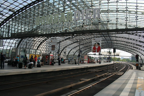 berlin train station | by capitan jen