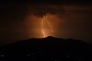 Lightning Strikes   by simononly