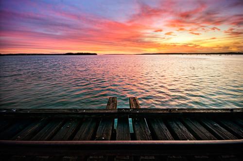 ocean railroad bridge abandoned sunrise portland dawn maine sigma rail moe 1020mm moe76