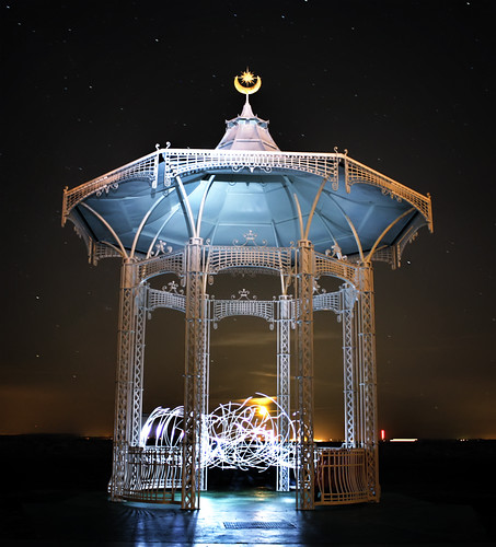 Band Stand Southsea - Faerie Dance | by Hexagoneye Photography