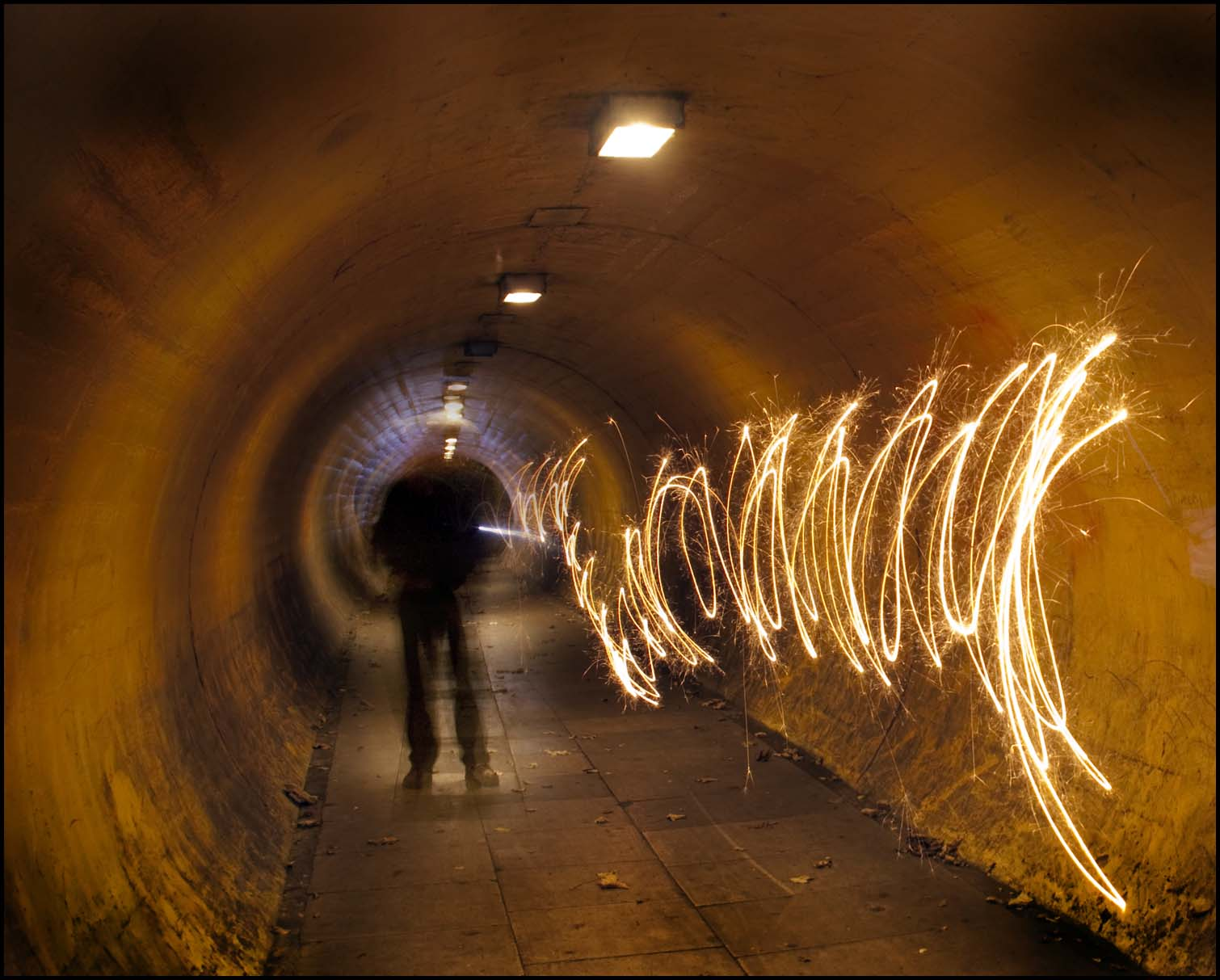 man,tunnel,latchford,Cheshire,Village,Warrington,UK,England,Britain,yellow,menace,menacing,night,light,trail,sparkler,sparklers,ambiant,available,low,low light,A50,knutsford,road,knutsford road,rd,kingsway,path,pathway,suburban,urban,railway,swing,bridge,swingbridge,circle,cylinder,walk,way,walkway,latchfood,365days,www.thewdcc.org.uk,thewdcc.org.uk,wdcc.org.uk,society,District,Camera,club,photographic,photography,SLR,DSLR,group,GYCA,Bellhouse,bellhouse Club,Hotpicks,hotpics,hot,pics,pix,picks,hotpix!