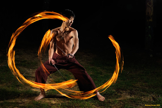 Fire Zen