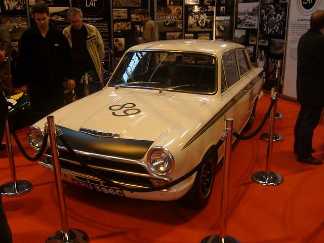 1965 BSCC (BTCC) Ford Lotus Cortina