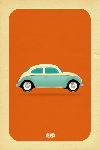 ... VW Beetle Iphone Wallpaper   By Neal McCullough