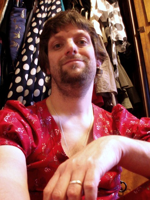 09/07/2009 (Day 3.190) - I Am A Transvestite