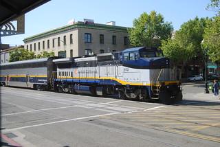 Amtrak CA 2051 JLS 6-24 4