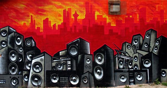 Speaker-City---Ghetto-Blaster