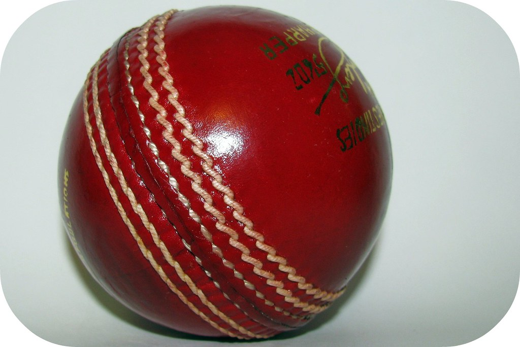 Cricket Ball Cricket Balls Are Made From A Core Of Cork W