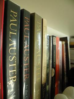 Paul Auster's books
