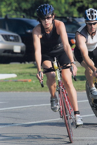 Dr. Peggy Triathlon 2006 | by peggylmalone