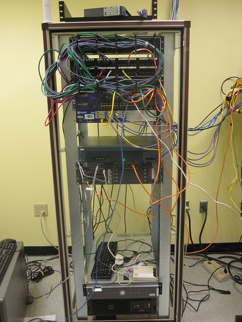 Installed Avaya PBX | This is the PBX phone system we instal… | Flickr