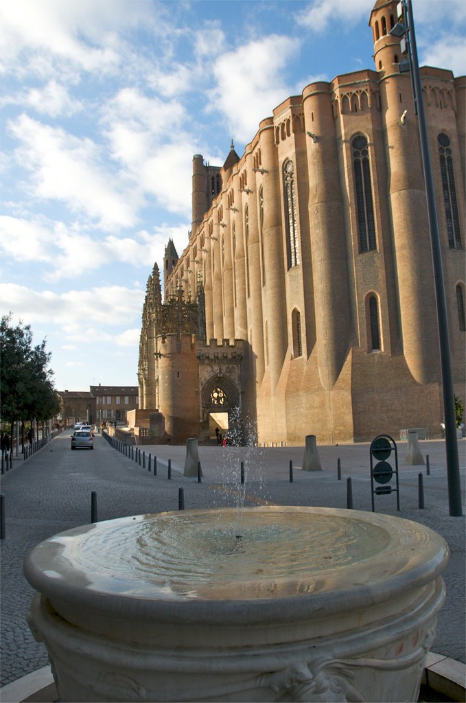 St Cecile Cathedral at Albi - 02