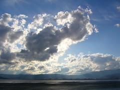 諏訪湖の雲 | by kuracom