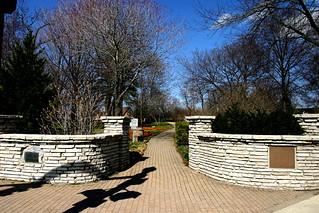 Wheaton_Adams Park Entrance