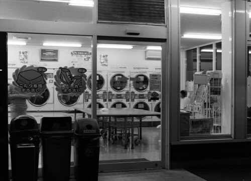 coin-operated laundry 01 | by midorisyu