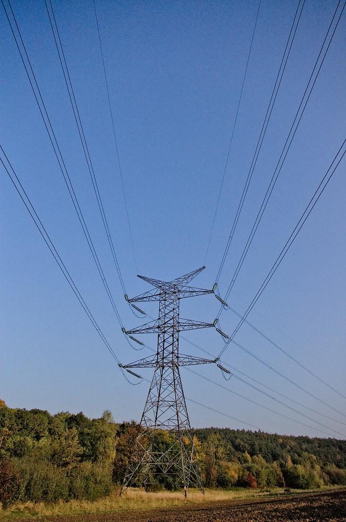 Wysokie napięcie / High voltage