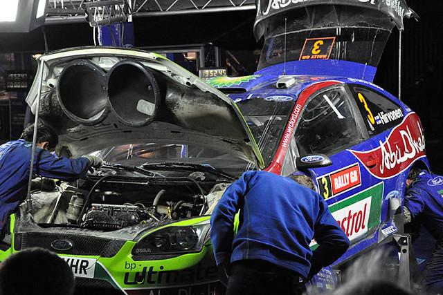 Ford mechanics 3