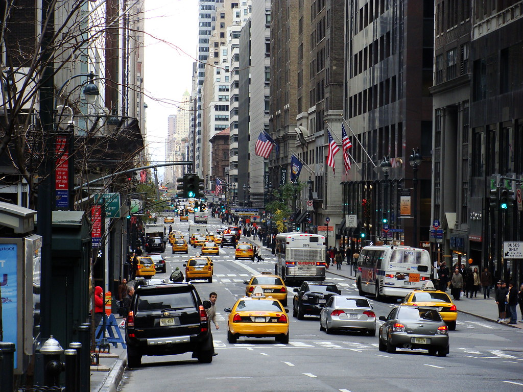 Madison Avenue - New York