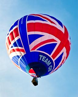 Team GB Balloon | by madnzany