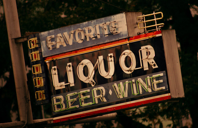 Favorite Liquor & Wine