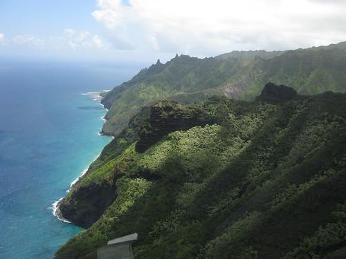 Na Pali Coast, Kaua'i, Hawaii