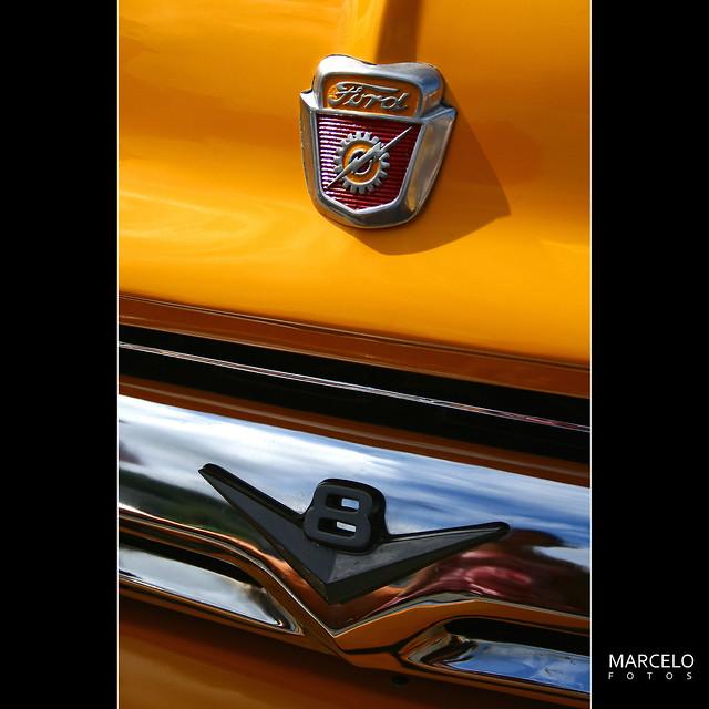Ford V8 em Itaipava