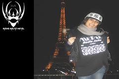 gaby from paris - radio salta rock metal