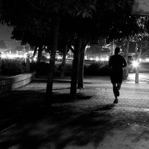 Night Runner | by Jeremy Brooks
